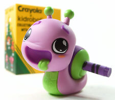 "Kidrobot x Crayola COLORING CRITTERS Mini Series WISTERIA SNAIL 3"" Vinyl Figure"