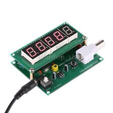 New 1Hz-50MHz Frequency Counter Meter Tester Module Digital Red LED Display J0Q5