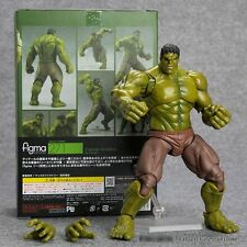 Hulk Figure Marvel Action Avengers Ultron Age Toys New Statue Incredible Hot Box