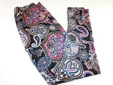 SEXY  LEGGINGS PAISLEY PRINT SUPER STRETCH  JUNIOR'S S-M NEW