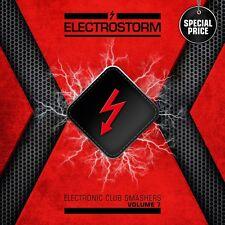 ELECTROSTORM VOL. 7: Sampler CD Blutengel, Suicide Commando, Hocico, Chrom