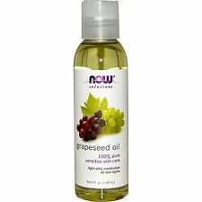 Now Foods Solutions Grapeseed Oil 118ml, Protection from premature aging