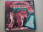 THE ROLLER DISCO ORCHESTRA - NON STOP CHRISTMAS DISCO double LP