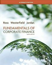 Loose-leaf Fundamentals of Corporate Finance Alternate Edition by Jordan, Bradfo