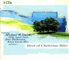 Best of Christian Hits, Christian Music 3 CD Set Rock, Pop and Hymns, Free Ship