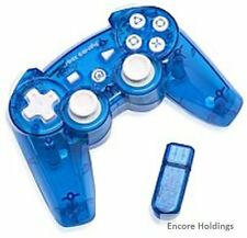PDP Rock Candy PL-6432BL Wireless Controller for PlayStation 3 - 2.4 GHz - Blue
