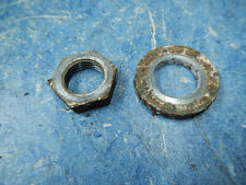 MAGNETO NUT AND WASHER 1985 POLARIS SCRAMBLER 250 4X4 ATV 85