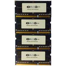 16GB 4x4GB RAM Memory FOR Dell Precision Mobile Workstation Covet M6400 (A28)