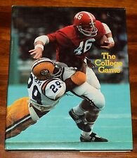 THE COLLEGE GAME PHOTOGRAPHY BY MALCOLM EMMONS 1974 GREAT PHOTOS