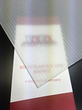 4mm Translucent 24 x 48 (4 pack) Corrugated Plastic Coroplast Sheets Sign