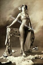 Courtesan, Spy, & Dancer 'Mata Hari' (2) - Historic Photo Print