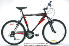 "Matterhorn 22"" Men's Mountain Bike 26"" Shimano 21 Speed Steel Frame NEW"