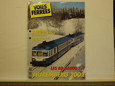 Revue VOIES FERREES 130 - BB 66000 (4) - Détaillage  BB 63000 Roco  Train Virgin