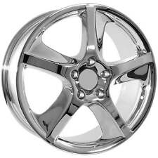 20  Chrome Porsche Cayenne Panamera Techno GTS Wheels Rims Single Wheel
