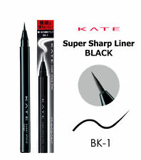 [KANEBO KATE] Japan Super Sharp Waterproof Liquid Eyeliner BK-1 DEEP BLACK NEW