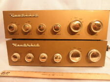 Pair of Heathkit WA-P2 Tube Preamplifiers from 1958-Tested-Working-  NR