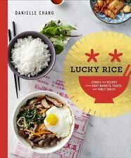 Lucky Rice by Danielle Chang (2016, Hardcover)