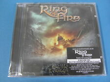 RING OF FIRE - BATTLE OF LENINGRAD CD (SEALED) + BONUS TRACK $2.99 S&H
