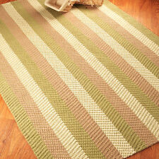 Midtown 100% Natural Fiber Jute Rug Hand Loomed by Artisan Rug Maker 8'x10'