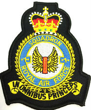 No.1 Squadron RAF Royal Air Force Official Crest Military Embroidered Patch