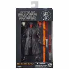 "HOT Star wars the Black Series #02 Darth Maul 6"" Action Figure New in Box"