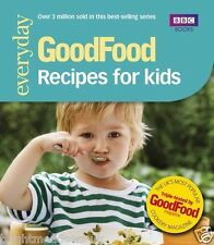 BBC Recipes for Kids Good Diet Cook Book Healthy Eating Weight Loss Nutrition