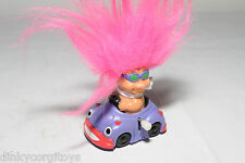 PLASTIC VW VOLKSWAGEN BEETLE KAFER WITH FIGURE EXCELLENT CONDITION