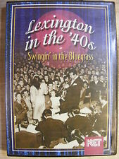 Lexington In The 40's (DVD, 2004, KET) Swingin' In The Bluegrass