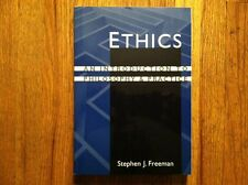 Ethics: An Introduction to Philosophy and Practice by Stephen J. Freeman book