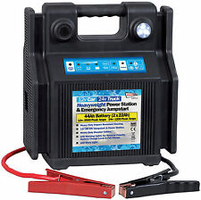 Car Jump start battery booster 12v 24v portable power emergency power pack HUGE