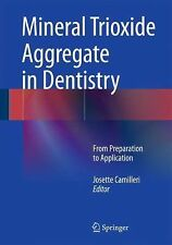 Mineral Trioxide Aggregate in Dentistry : From Preparation to Application...
