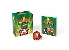 Mighty Morphin Power Rangers Light-Up Ring and Illustrated Book by Running...