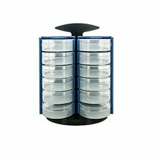 Art Caddy Spinning Storage Tower - Great for Organizing Office Supplies, Arts