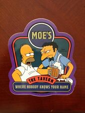 THE SIMPSONS STICKER-44