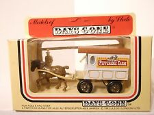 Lledo Days Gone DG3004 Horse Drawn Delivery Van Pepperidge Farm