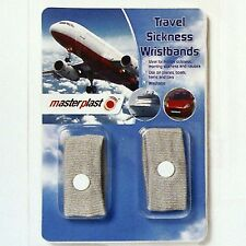 Travel Sickness Wrist Bands Anti Nausea Morning Sickness Motion Car Sea Planes