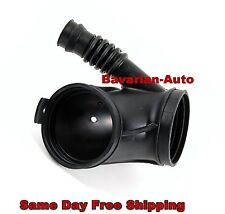 BMW X5 3.0i Engine Intake Tube Elbow Boot Throttle Housing To Air Mass Sensor