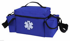 Rothco Blue EMS EMT Paramedic Medic Medical First Aid Rescue Response Bag NEW
