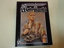 Die Wehrmachtr Uwe Feist WWII Ryton Nazi Germany Military Reference Illustrated