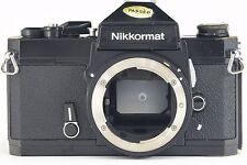 NIKON Nikkormat FT3 - Black -