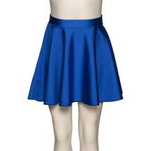 Shiny Lycra Circular Dance Ballet Skirt By Katz Dancewear KDSK01