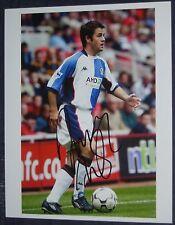 David Thompson signed photo (Liverpool, Blackburn)