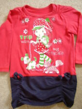 Girls red top,Chrisma,Poland ,Size 4-5 years,good condition
