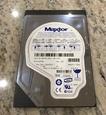 Maxtor 2B020H1 Dell 08F782 IDE ATA/100 20 GB Hard Disk Drive WIPED TESTED