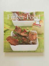 Finger Food Rezepte die man wirklich braucht Kochbuch Parragon