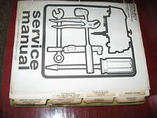Lawn-Boy Service Manual_Riding Mowers_Snow Blowers_Trimmers_Engines_ORIG_ca1981