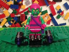 LEGO Super Heroes Spider-Man Green Goblin MiniFigure  with glider  76057