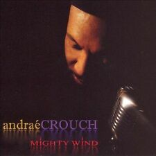 Mighty Wind (CD) by Andrae Crouch Andre