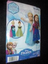 "18"" DOLL Frozen Clothes NEW Simplicity 1217 S0747 Pattern Fits American Girl"