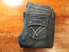 WILLIAM RAST BELLE FLARE STRETCH IN JUPITER WASH (NWOT) SIZE 28X33 AWESOME JEANS
